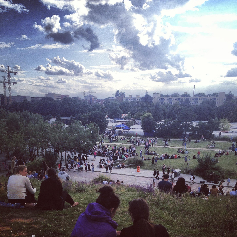 mauerpark 01