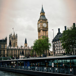 """Der Big Ben - welcher in jenem Jahr zu """"Elizabeth Tower"""" umgetauft wurde"""
