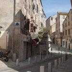 Streetart by Invader in Bastia