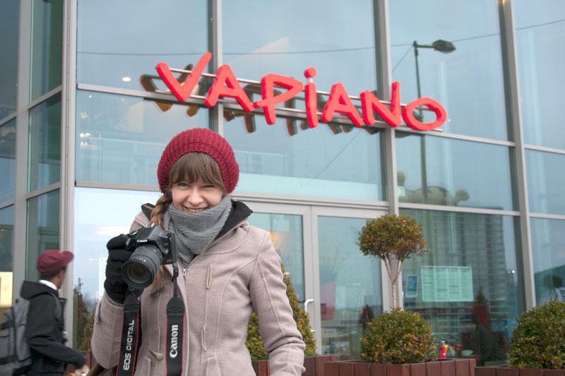 Elena ist eine wunderbare Begleiterin auf Reisen :)